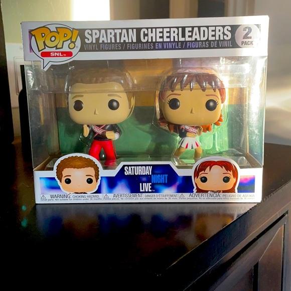 Spartan Cheerleaders Funko Pop